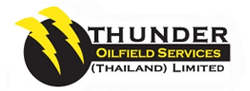 thunder oilfield logo